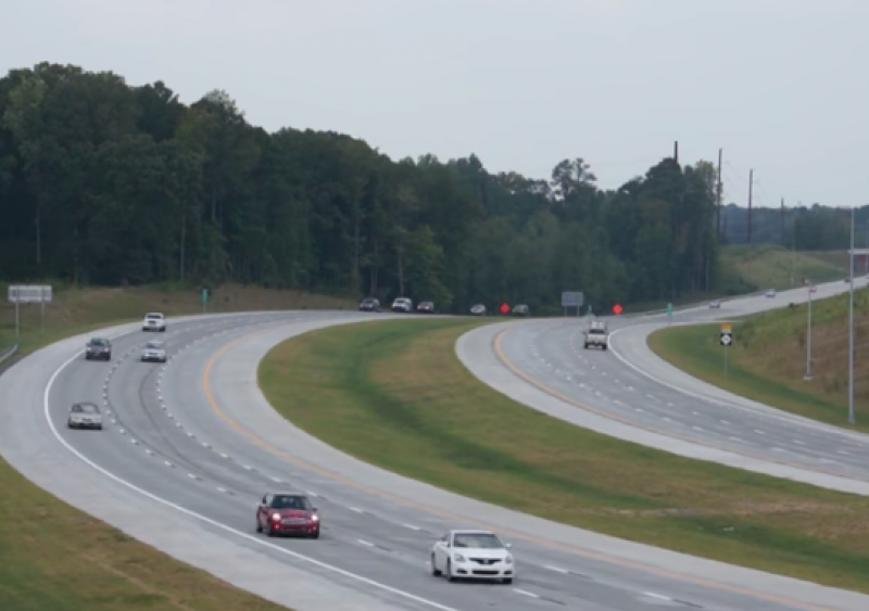 Complete 540 project NCDOT