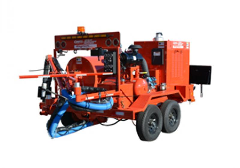 Magnum spray injection patchers
