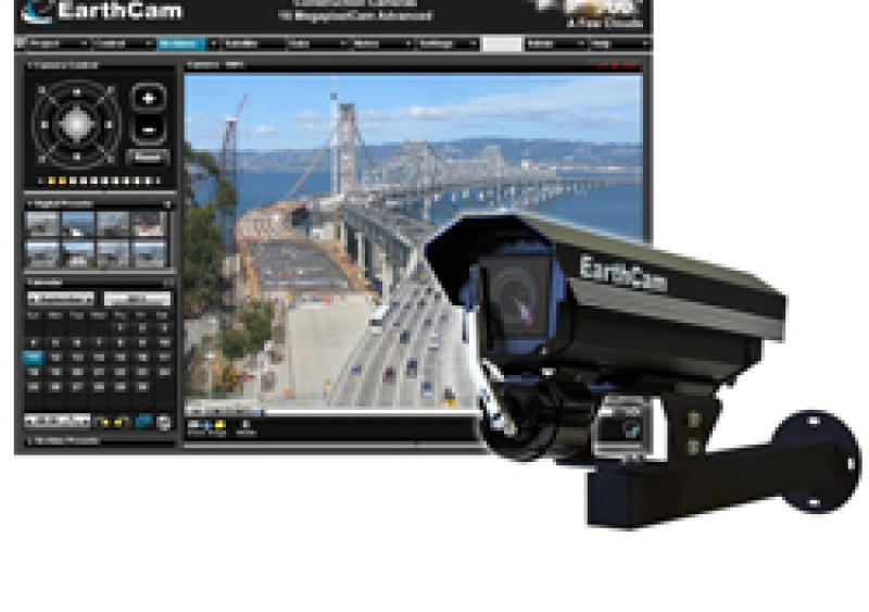 EarthCam's 16 MegapixelCam Advanced