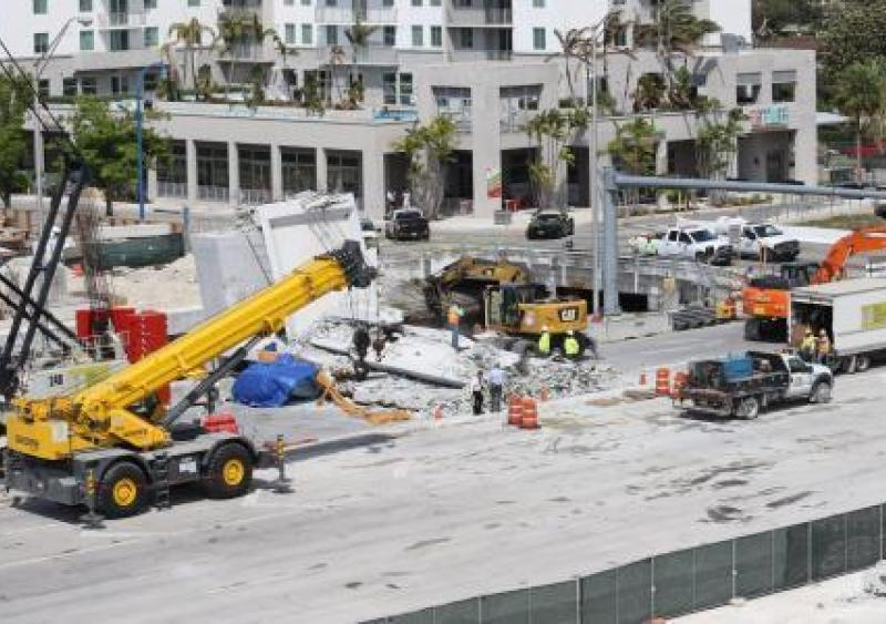 FIU bridge collapse, Sweetwater, Florida; lawsuit settlement