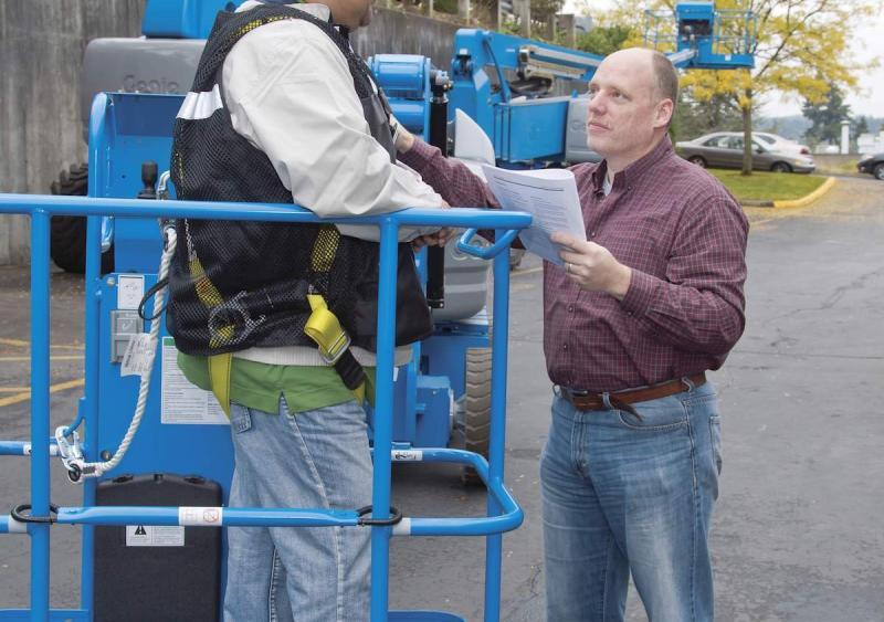 Genie Lift Pro Supervisor Training