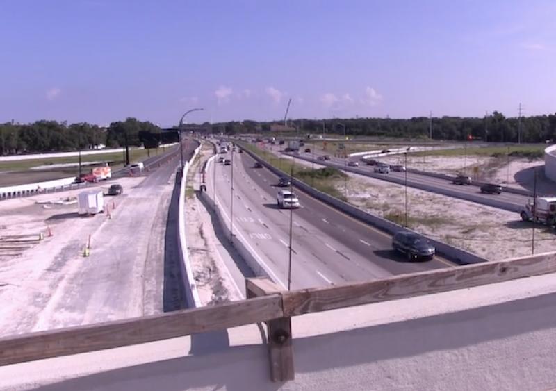 I-4 Ultimate project Orlando, Florida; OSHA safety violations