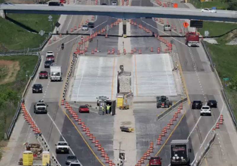 Indiana to take control of I-69 P3 road project