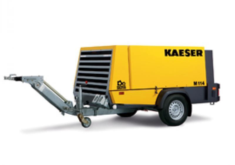 Kaeser Compressor's M114