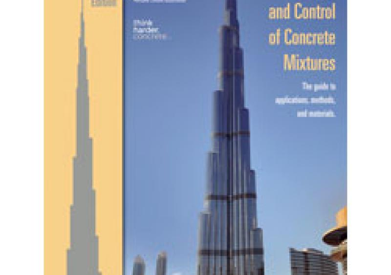 PCA's Design and Control of Concrete Mixtures