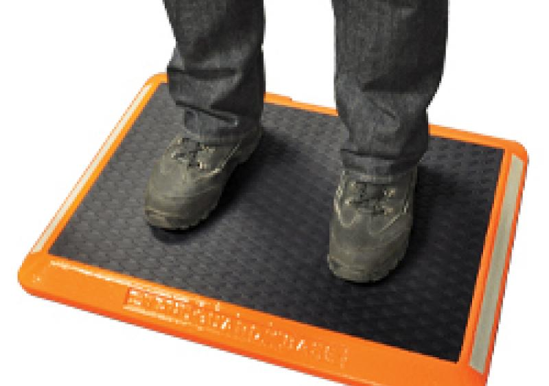 PSS Portable standing station