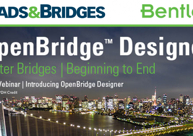 RB Bentley webinar Introducing OpenBridge Designer