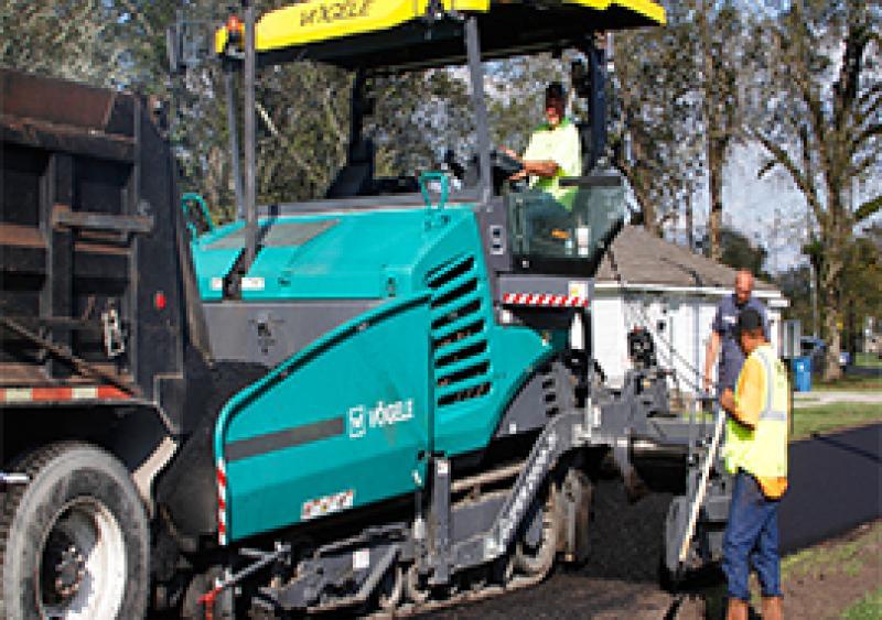Super 2000-3i asphalt paver