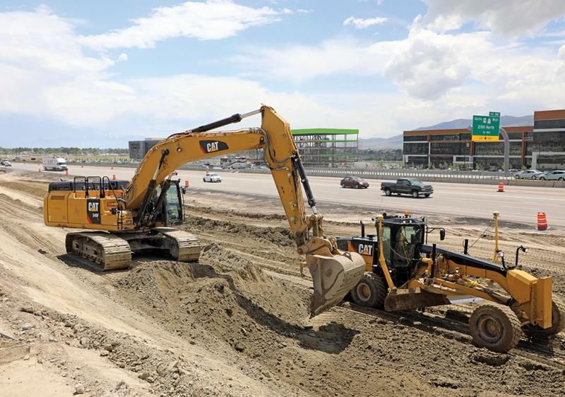 I-15 Technology Corridor in Utah