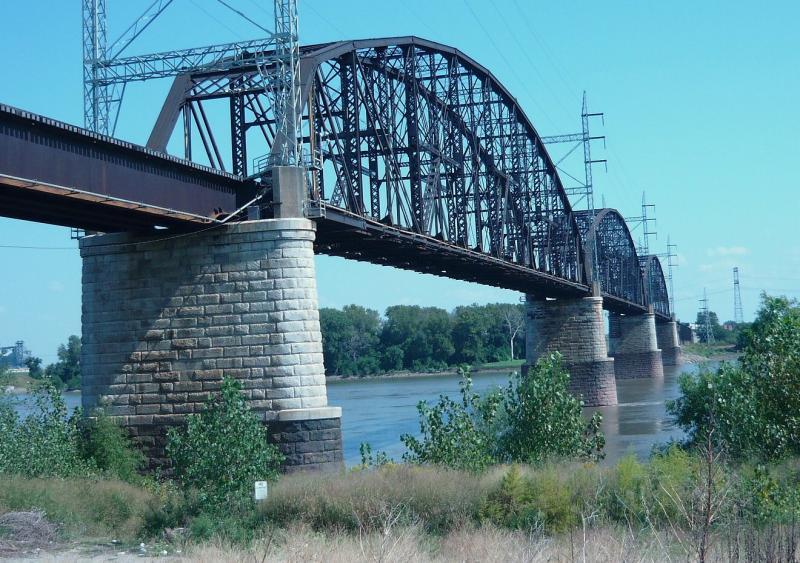 Merchants Bridge St. Louis