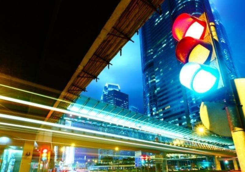 traffic signal upgrades