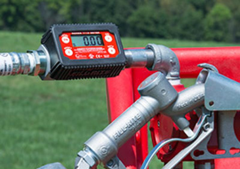Fill-Rite offers a full line of meters for measuring what you pump