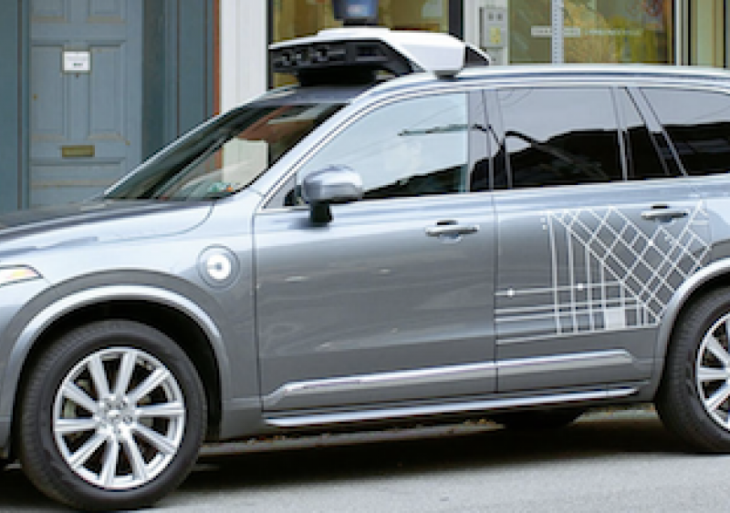 Uber AVs