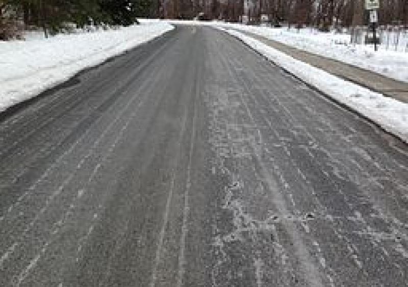 Oregon DOT expanding materials toolkit for ice and snow control