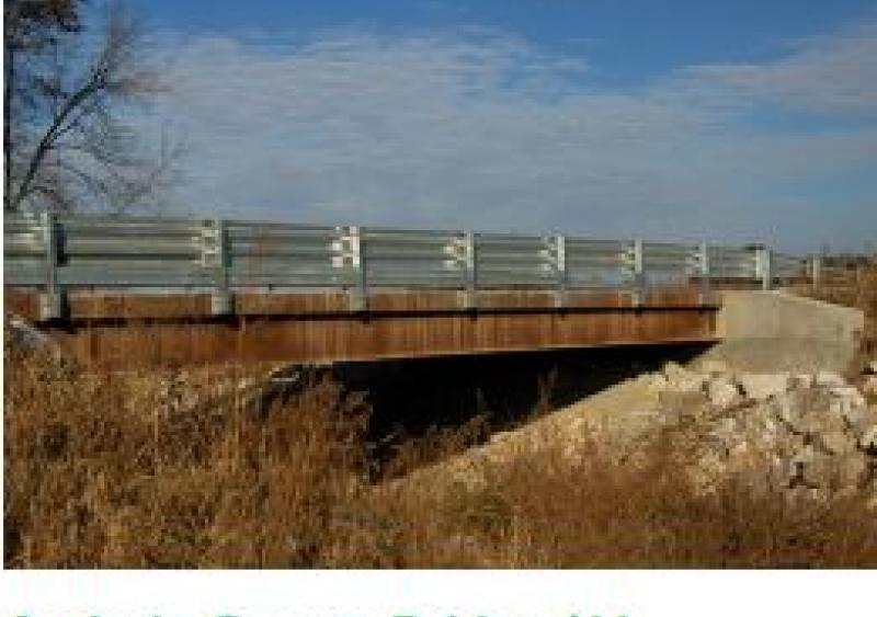 Audrain County Bridge 411