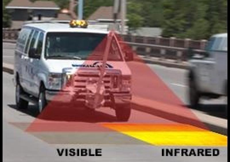BridgeGuard is an innovative infrared bridge scoping service