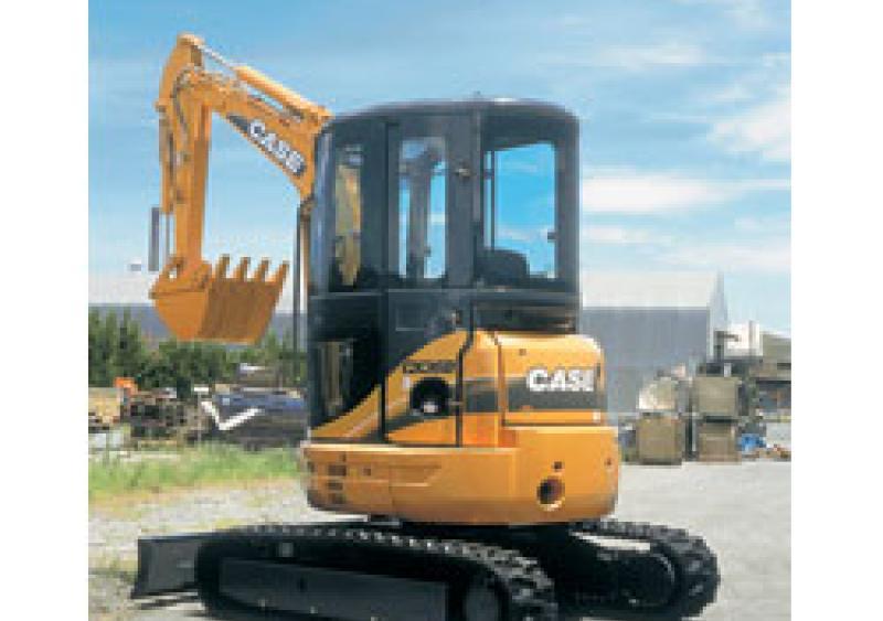 CX Compact Excavator