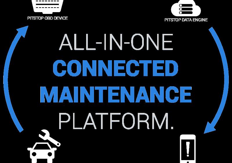 Connected maintenance platform logo