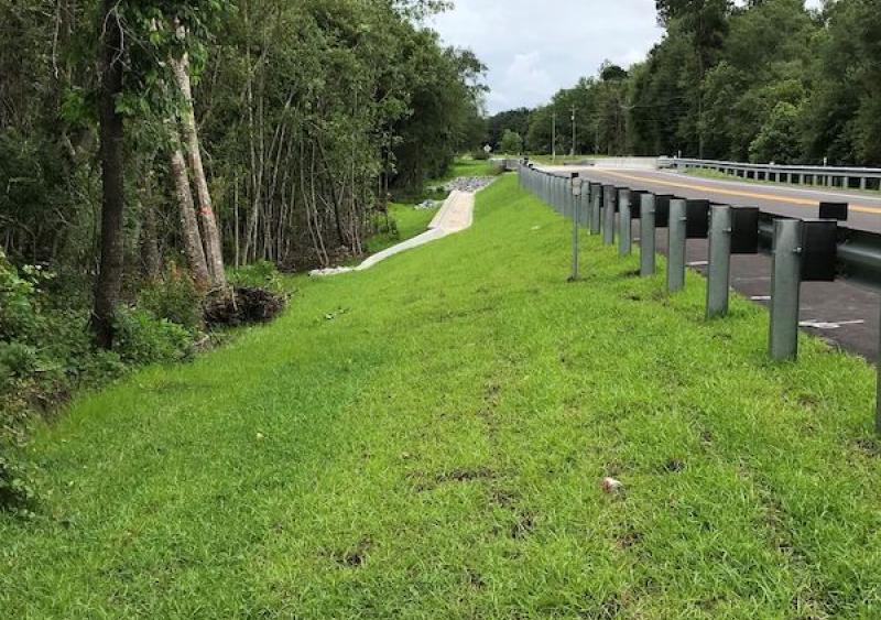 Atkinson County Bridge Replacement; Georgia DOT design-build bridge replacement program