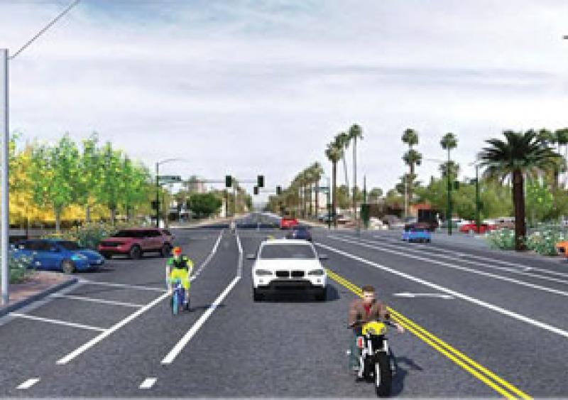 Phoenix revs up its complete streets program