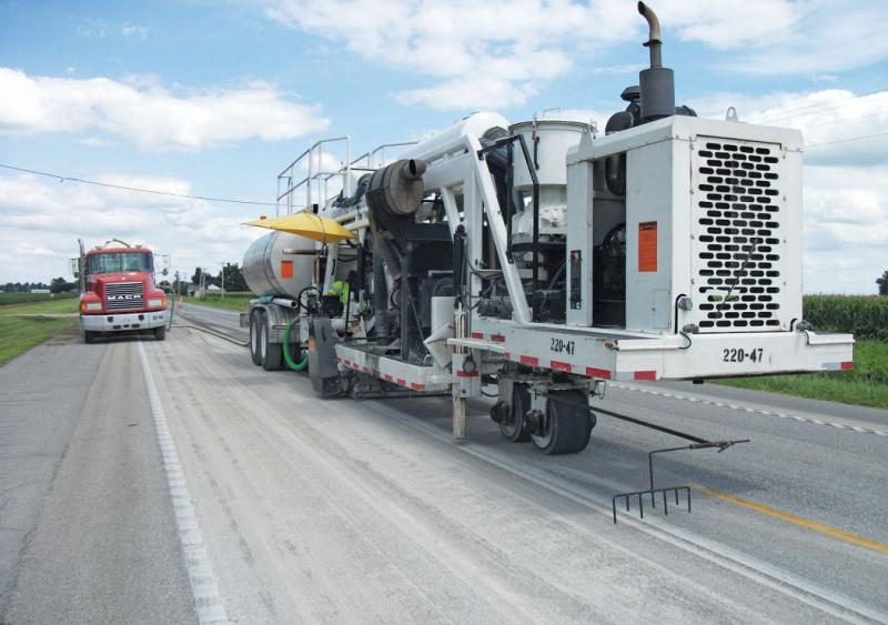 Diamond grinding as a preservation treatment saves money, prolongs pavement life in Missouri