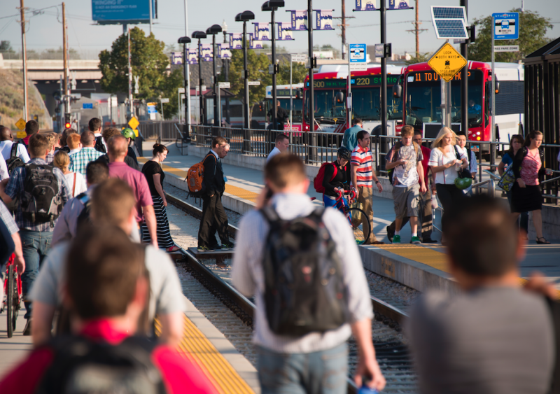 Utah Transit Authority takes an innovative approach to first/last mile service