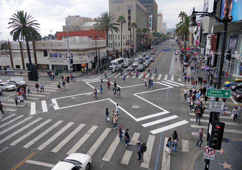 The Vision Zero Action Plan in Los Angeles aims to not only eliminate traffic deaths for motorists, but also for pedestrians and cyclists by concentrating efforts on areas with more vulnerable populations.