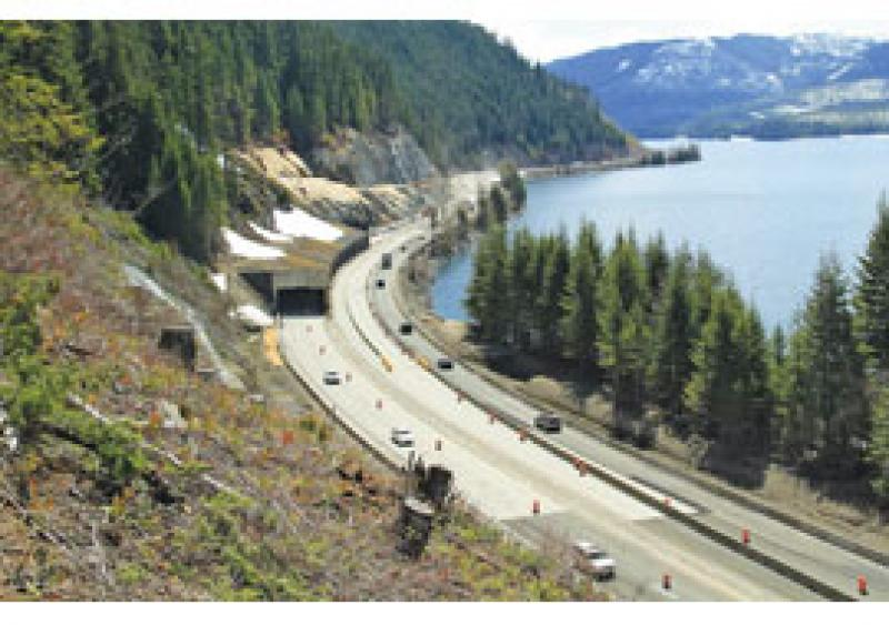 Transforming Washington state's I-90 into a wider, safer, more reliable transportation corridor