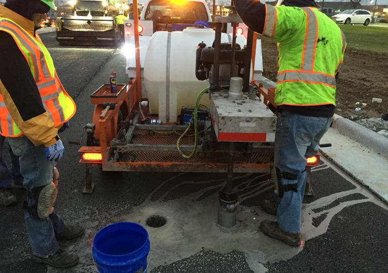 Improving the durability of asphalt pavement mix designs