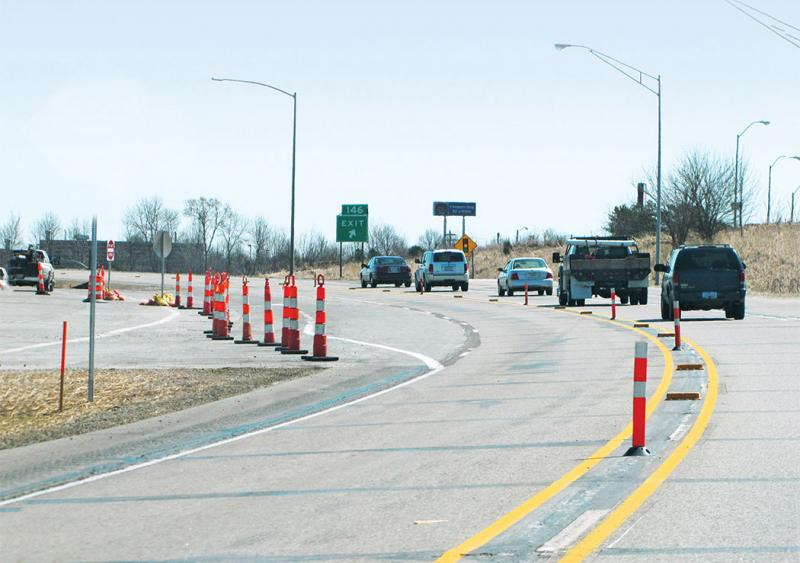 Iowa's Traffic Critical Projects program is a new take on work-zone management