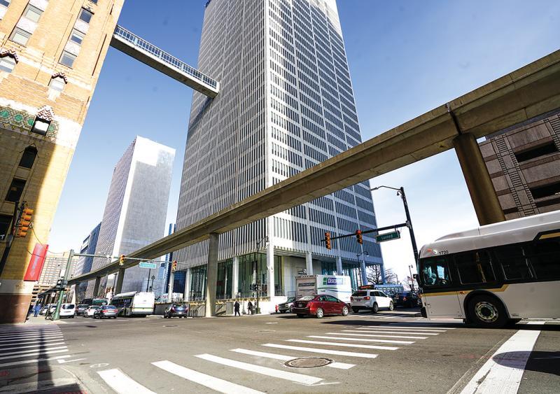 Detroit smart intersections
