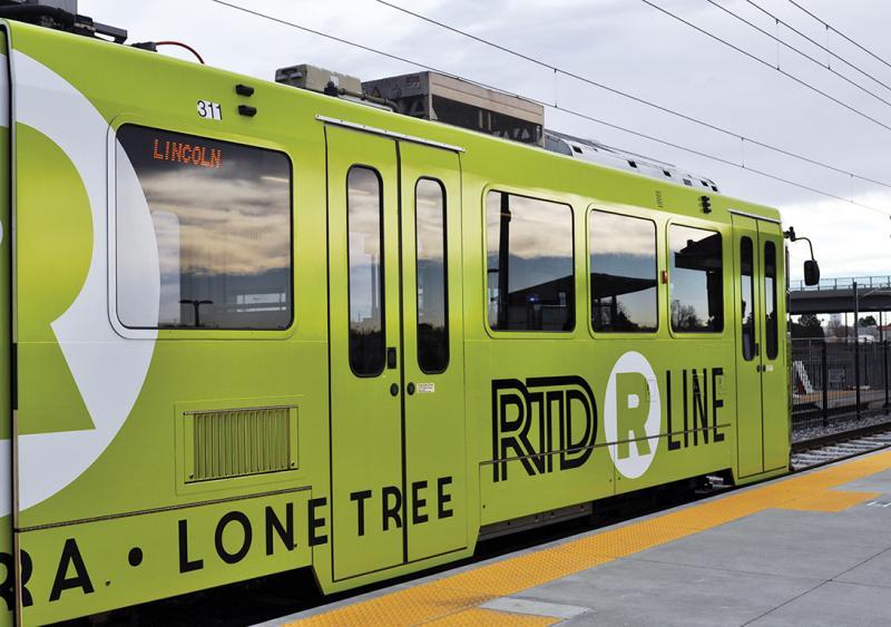 New line expands public transit service for the Denver/Aurora metro area