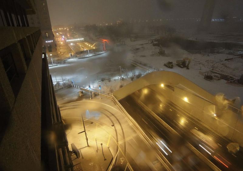 St. Louis Area snow