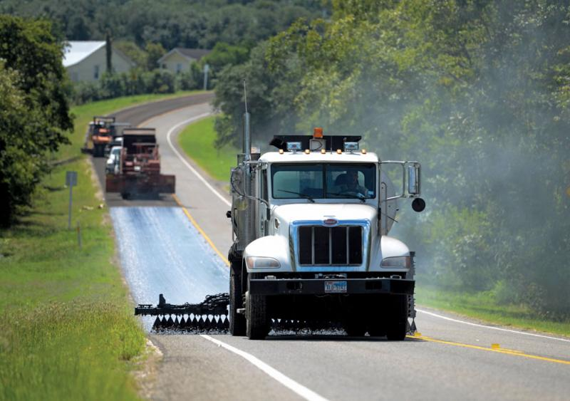 Texas looks to update test, specs for chip seals