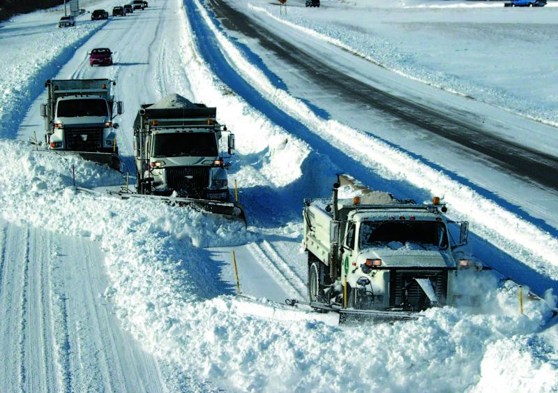 Snow and ice operations are a signature function of the Ohio Department of Transportation (ODOT).