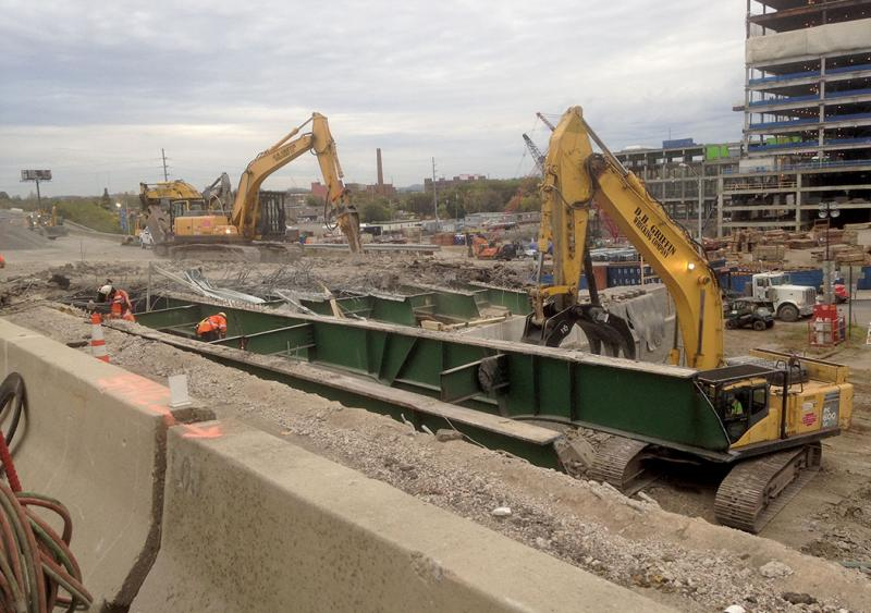 I-40 project in Nashville hits tight time target