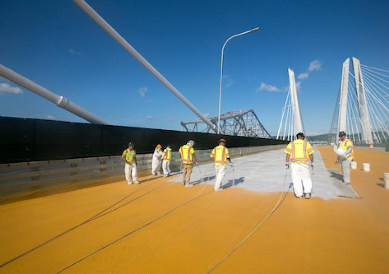ELIMINATOR bridge deck waterproofing