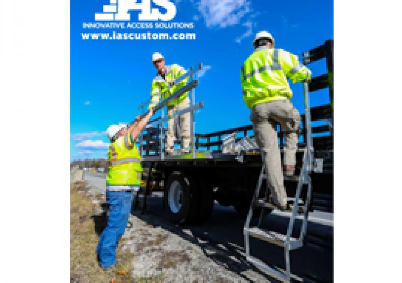 IAS is the OEM producer of The Trucker Series trailer access products.