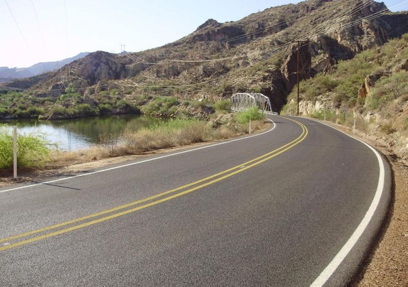 S.R. 88 Apache Trail Arizona