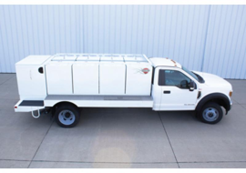Multi-tank fuel hauler