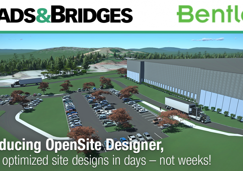 Bentley webinar Introducing OpenSite Designer