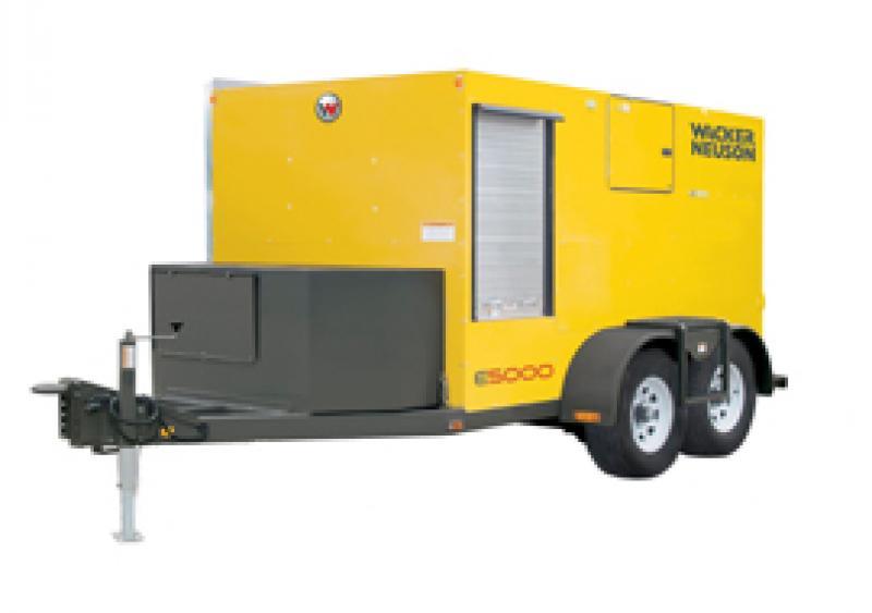 the E5000 from Wacker Neuson