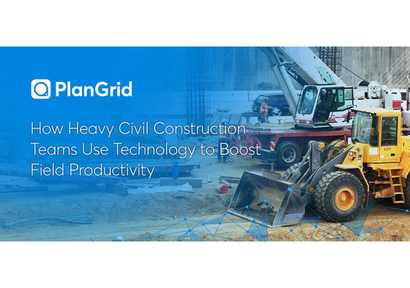 PlanGrid webinar Heavy Civil Construction