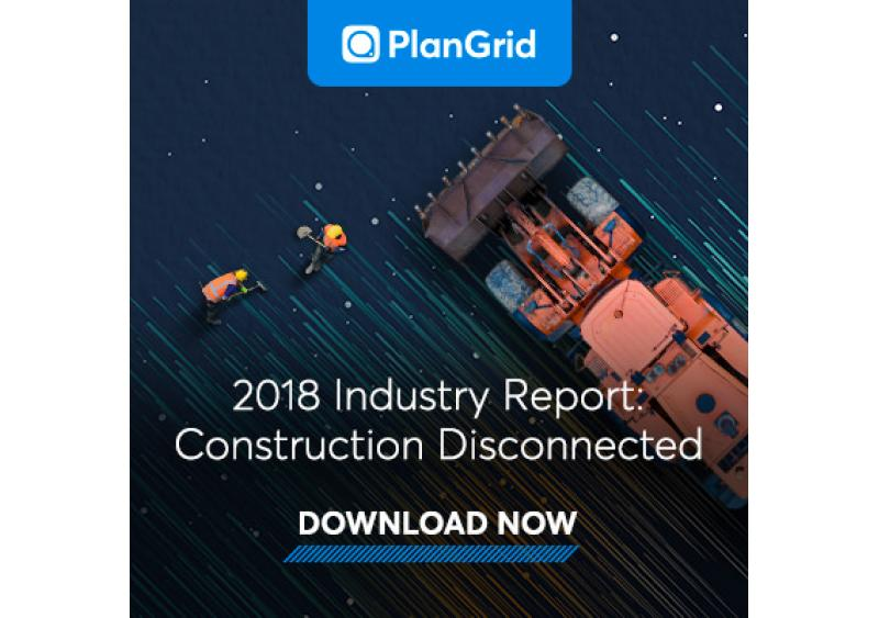 2018 Industry Report: Construction Disconnected