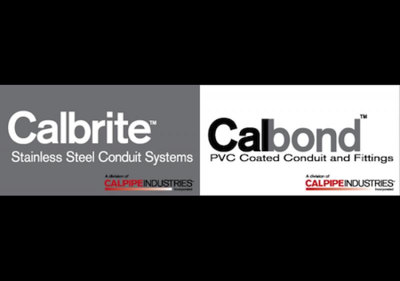 Calbrite & Calbond logos