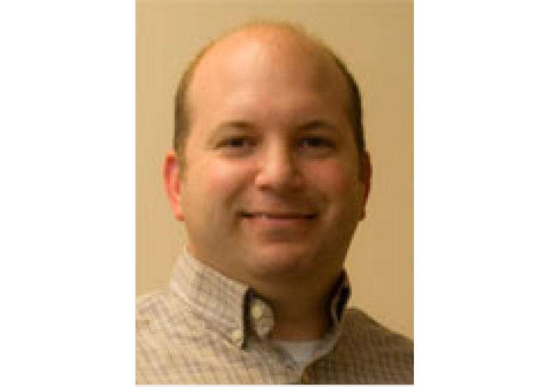 Jason R. Peterson, PE, Triangle Expressway Construction Project Manager for the North Carolina Turnpike Authority