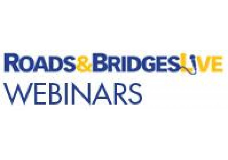Roads & Bridges Live Webinar