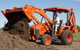 the L45 Tractor-Loader-Backhoe from Kubota