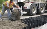 Geoweb stabilization system