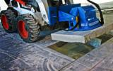 SS 2 Skid Steer Vacuum Lifting System from Vacuworx